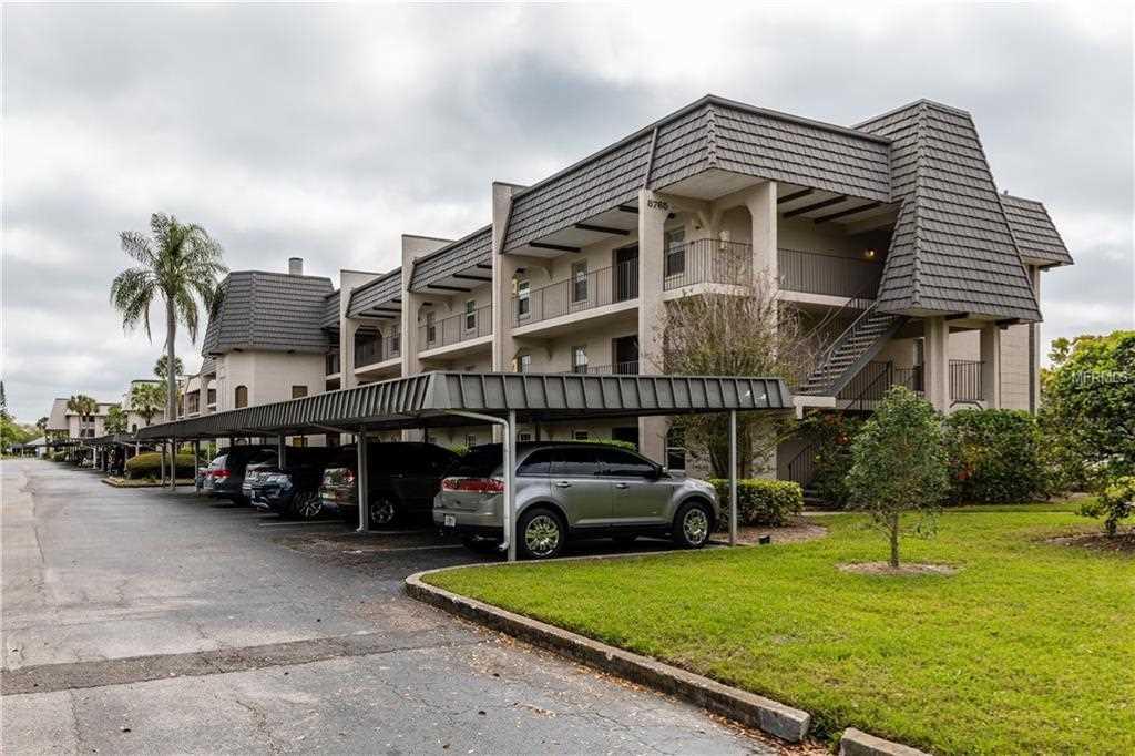 8765 Bardmoor Boulevard #308 Seminole, FL 33777 | MLS U8038262 Photo 1