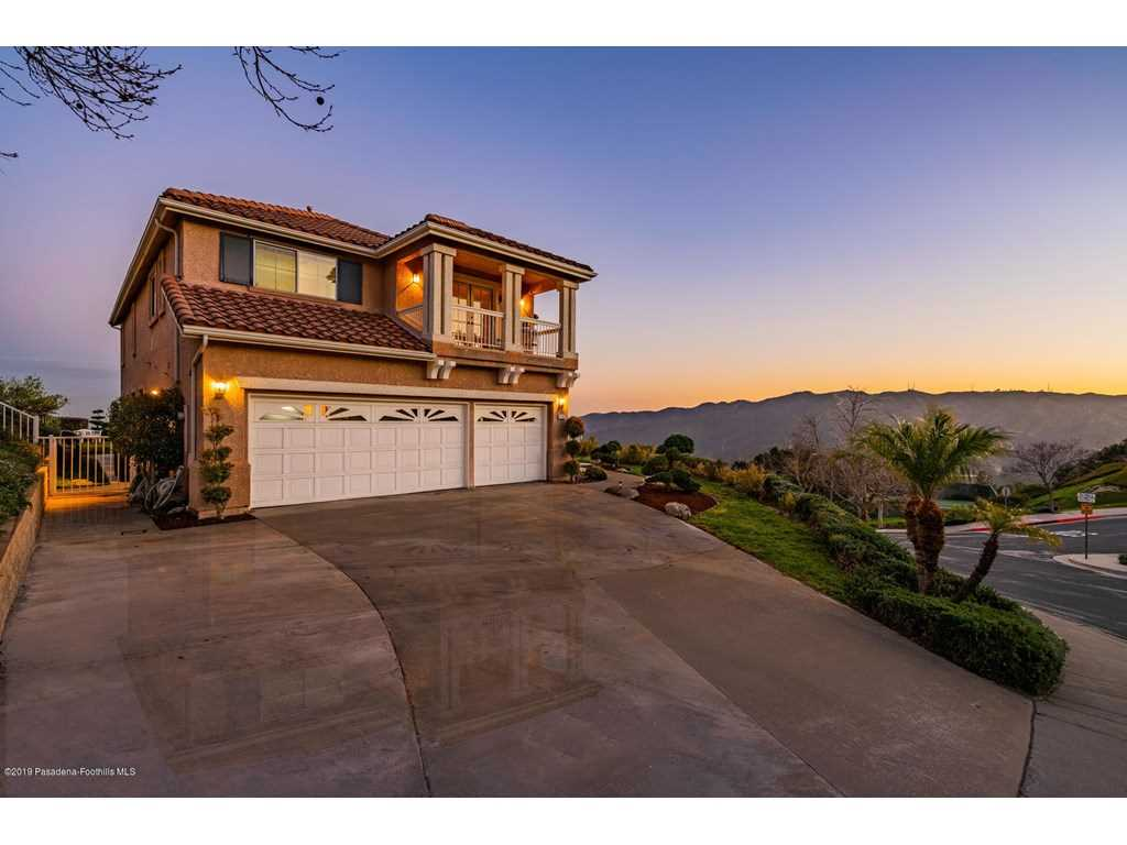 5148 Sky Ridge Drive, Glendale, CA 91214 | MLS #819001134  Photo 1