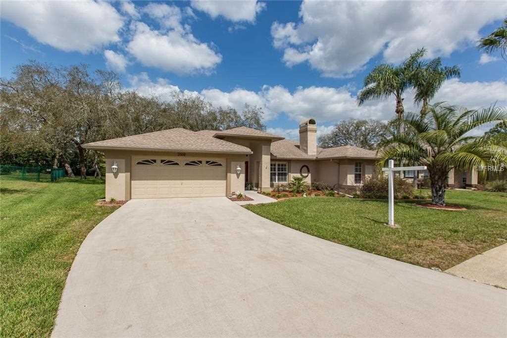 11009 Audie Brook Drive Spring Hill, FL 34608 | MLS W7810430 Photo 1