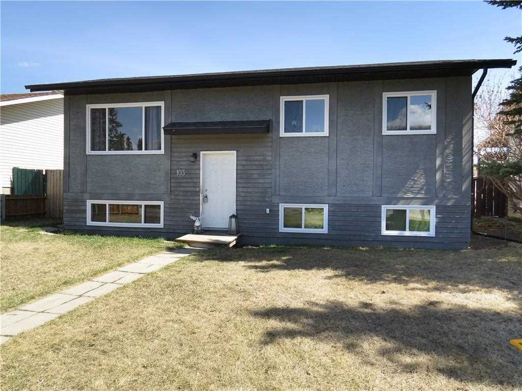 103 Robert Street Turner Valley, AB T0L 2A0 | MLS ® C4204132 Photo 1