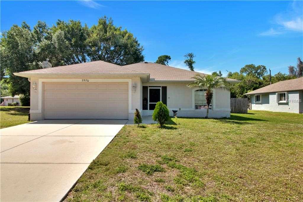 2521 Newbury Street Port Charlotte, FL 33952 | MLS C7413264 Photo 1