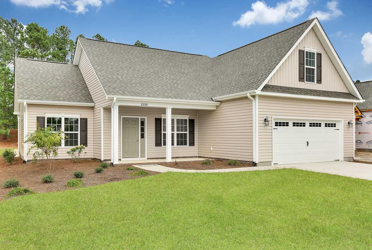 Home For Sale At 5358 Kincaid Place, Leland NC in Mallory Creek Plantation Photo 1