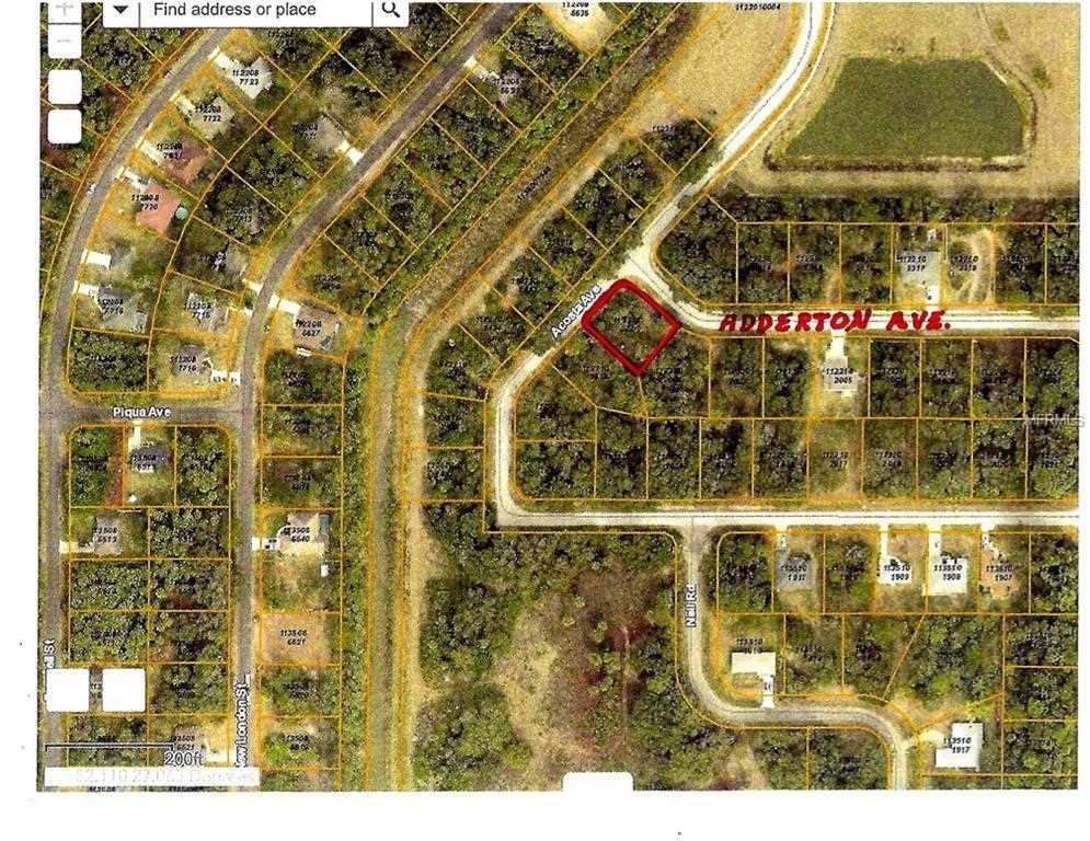 Adderton Avenue - North Port - FL - 34288 - Port Charlotte Sub 21 Photo 1