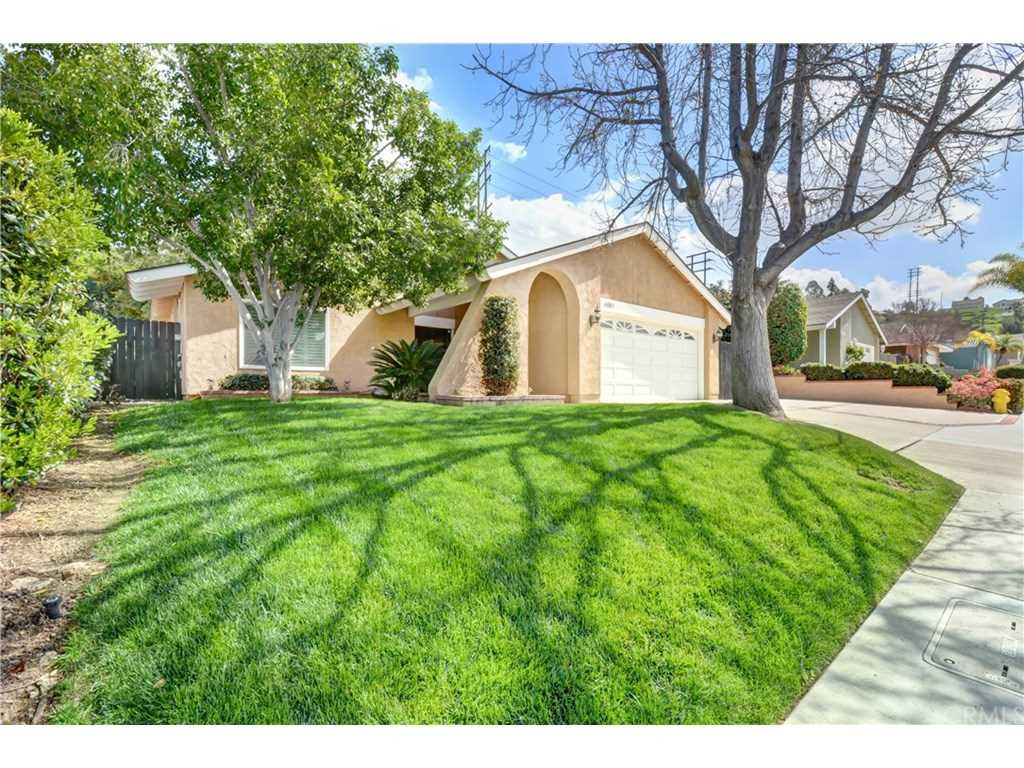 6002 Amberdale Drive Yorba Linda, CA 92886 | MLS PW19057599 Photo 1