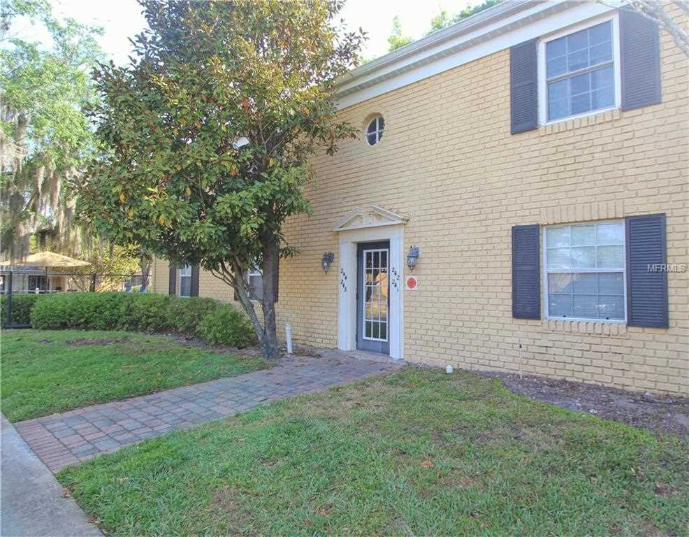 244 Lewfield Circle #244 Winter Park FL by RE/MAX Downtown Photo 1