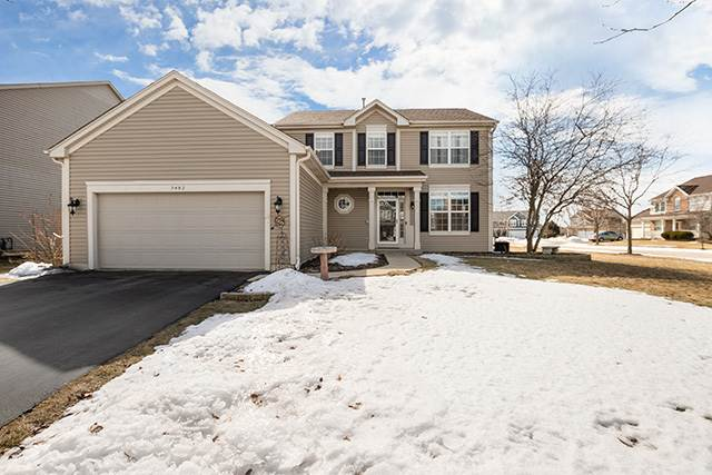 5482 Savoy Dr Lake In The Hills, IL 60156 | MLS 10308970 Photo 1