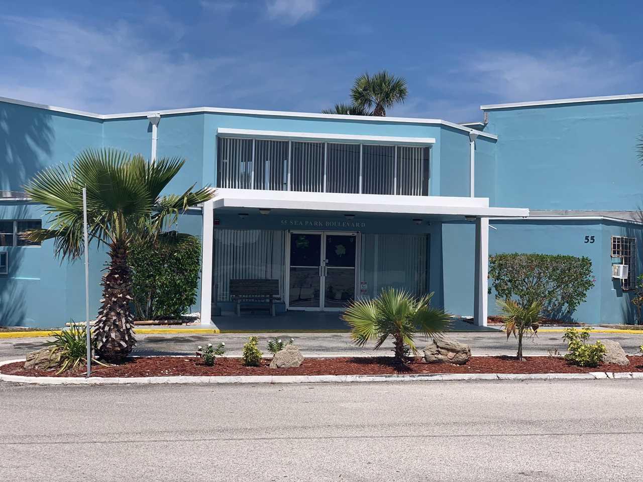 55 Sea Park Boulevard #410 Satellite Beach, FL 32937 | MLS 839652 Photo 1