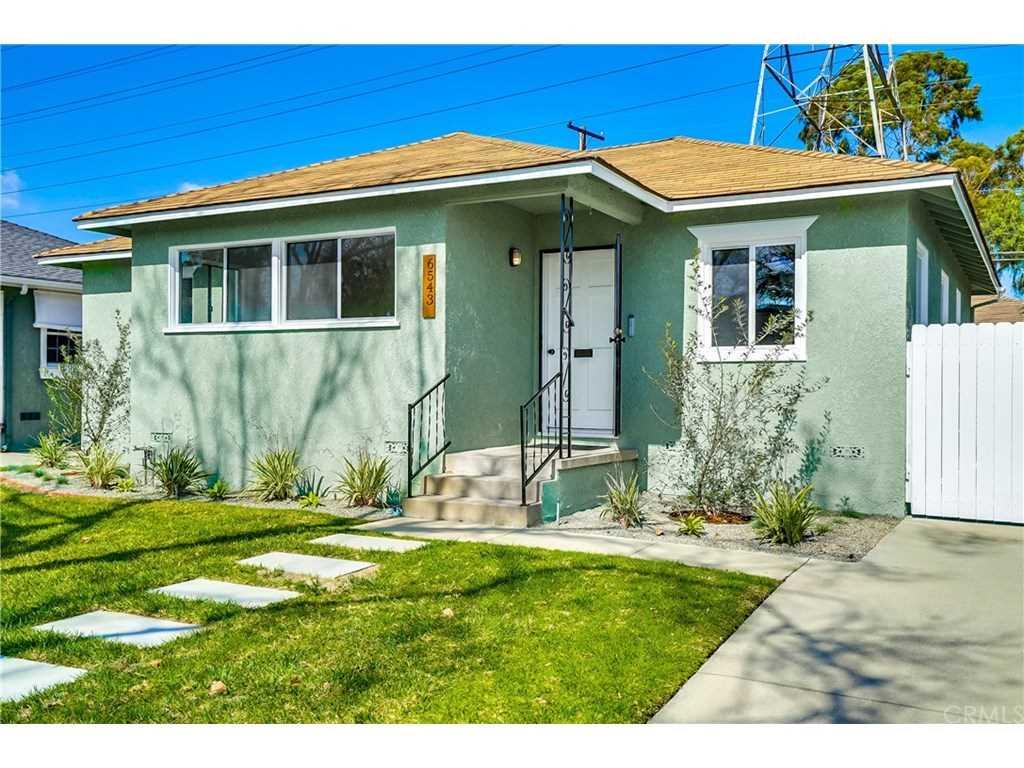 6543 Turnergrove Drive, Lakewood, CA 90713   MLS #PW19058517  Photo 1