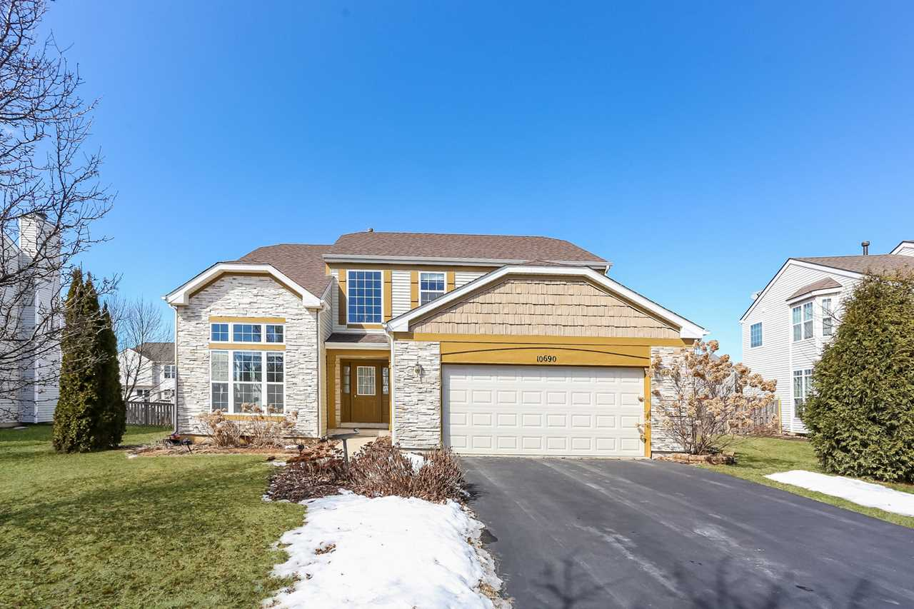 10690 Great Plaines Dr Huntley, IL 60142 | MLS 10306029 Photo 1