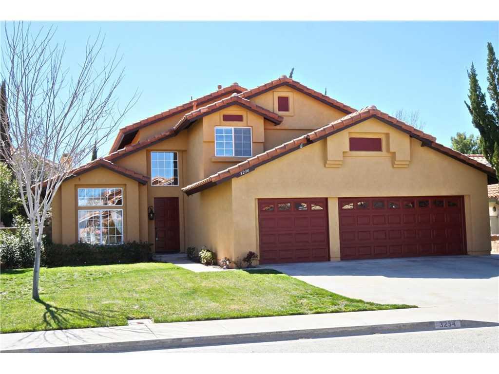 3234 Lennox Court, Palmdale, CA 93551   MLS #SR19057867  Photo 1
