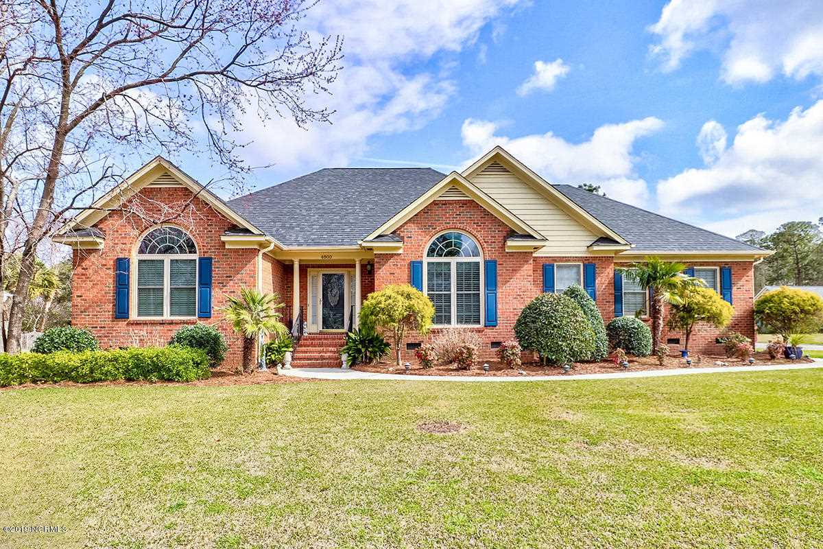 Home For Sale At 4800 Coronado Drive Wilmington Nc In Greenbriar South
