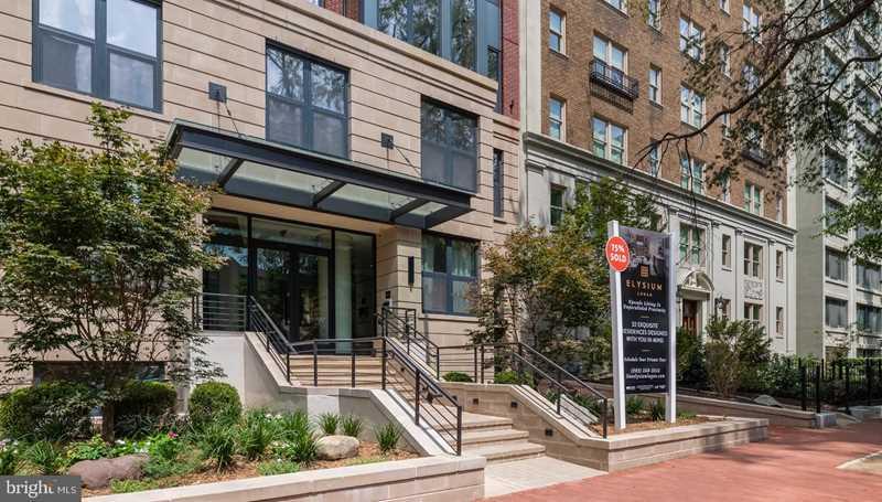 Elysium Logan Condominium Logan Circle  Washington DC | 1427 Rhode Island Ave NW #204 | washingtondcrealestate.com Photo 1