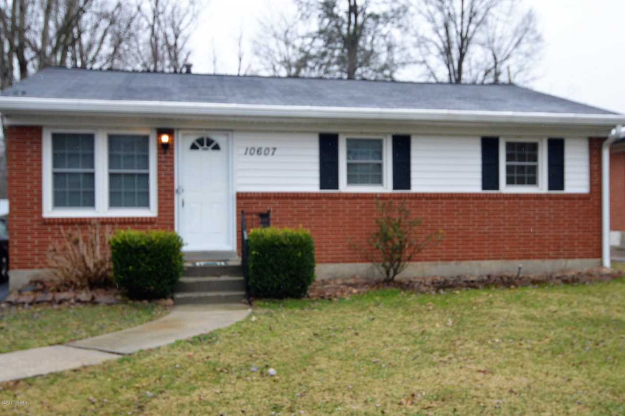 10607 Charlene Dr Louisville KY in Jefferson County - MLS# 1524452 | Real Estate Listings For Sale |Search MLS|Homes|Condos|Farms Photo 1
