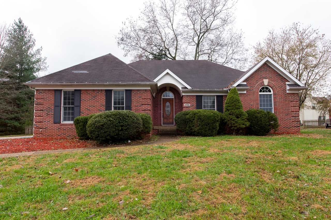 4402 Creekcrossing Dr Louisville, KY 40241 | MLS 1526782 Photo 1