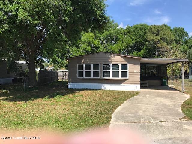 254 Heavenly Street Merritt Island, FL 32953 | MLS 839698 Photo 1