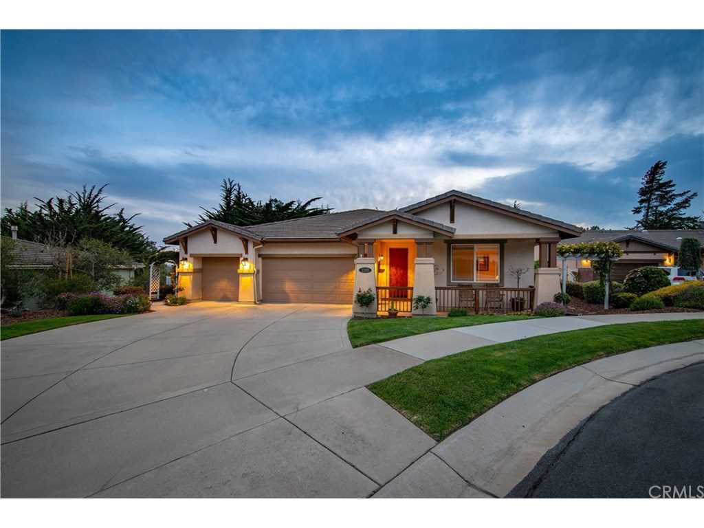 2389 Curlew Court Arroyo Grande, CA 93420   MLS PI19072018
