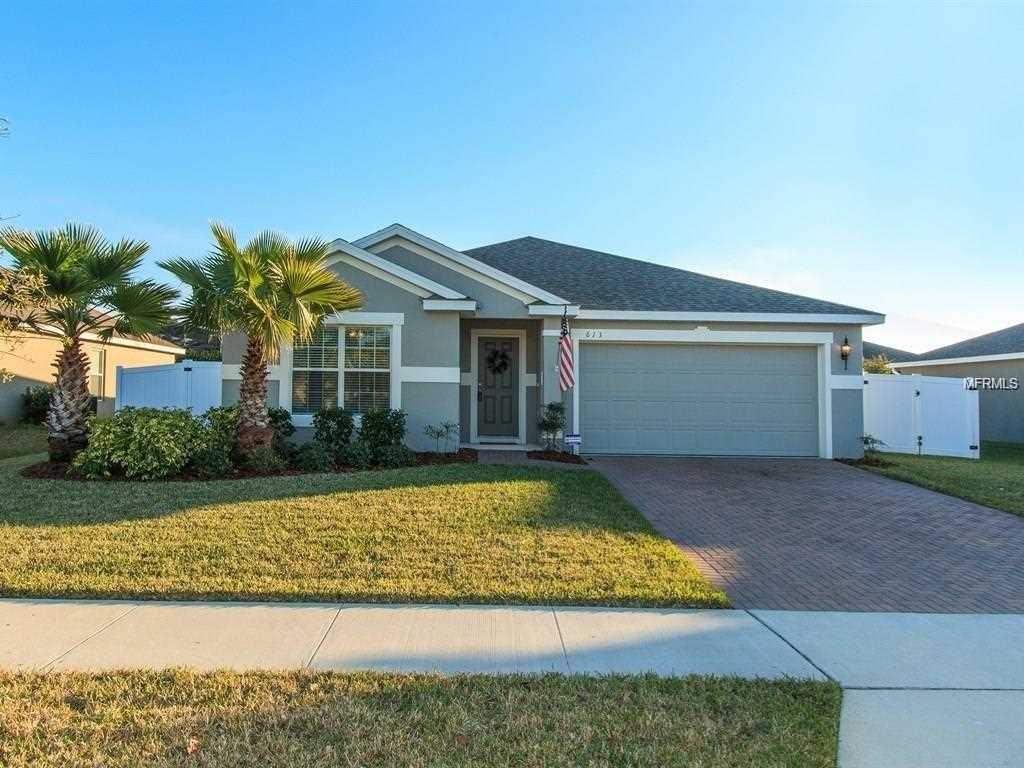 613 Bainbridge Loop Winter Garden, FL 34787 | MLS O5769505 Photo 1