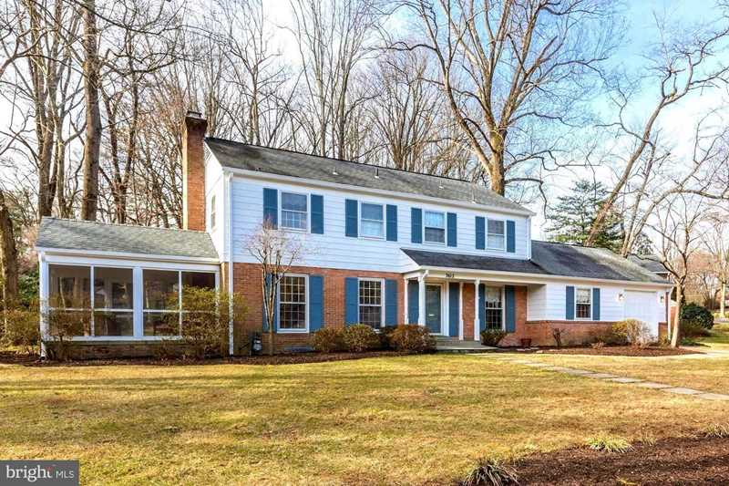 3612 Bent Branch Ct For Sale in Falls Church Photo 1