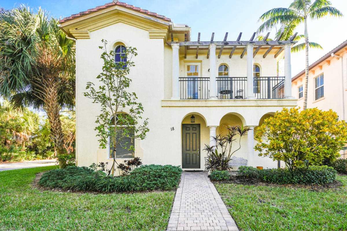 18 Stoney Drive Palm Beach Gardens, FL 33410 | MLS RX-10502553 Photo 1
