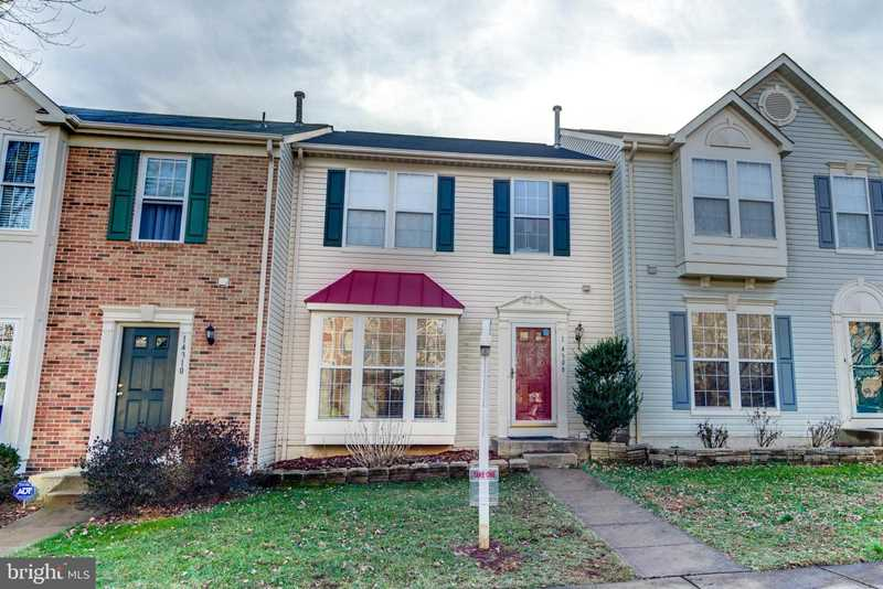 14308 Stonewater Ct For Sale in Centreville Photo 1