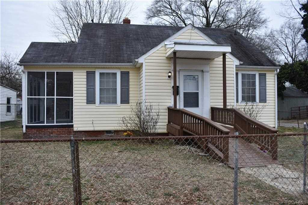 607 Pensacola Ave Richmond, VA 23222 | MLS 1903369 Photo 1