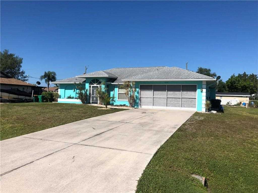 7037 Gunther Street Englewood, FL 34224 | MLS D6106465 Photo 1