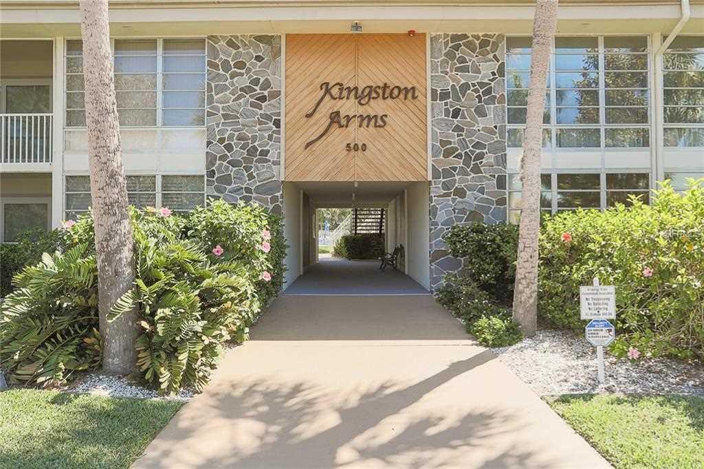 500 S Washington Drive #16A - Sarasota - FL - 34236 - Kingston Arms Photo 1