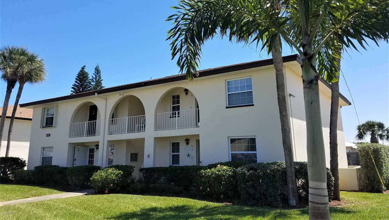 410 School Road #84 Indian Harbour Beach, FL 32937 | MLS 842492 Photo 1
