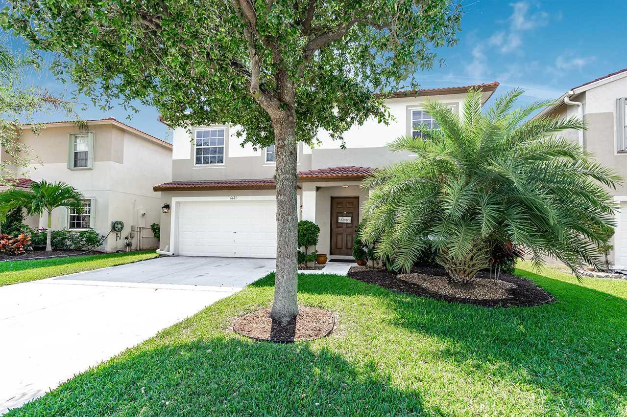 6611 Rainwood Cove Lane Lake Worth, FL 33463   MLS RX-10522804 Photo 1