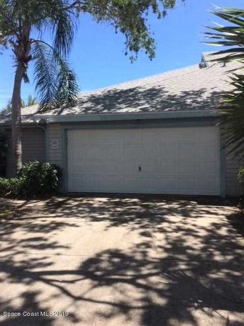 810 Tradewinds Drive #810 Indian Harbour Beach, FL 32937   MLS 842687 Photo 1