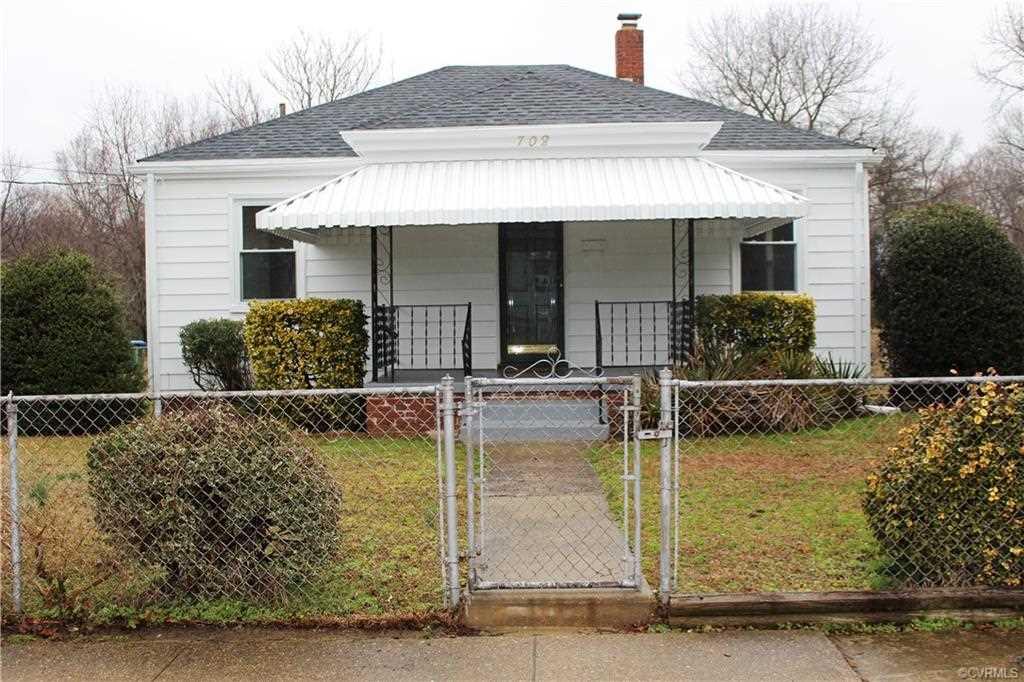 708 Maggie Walker Ave Richmond, VA 23222   MLS 1904197 Photo 1