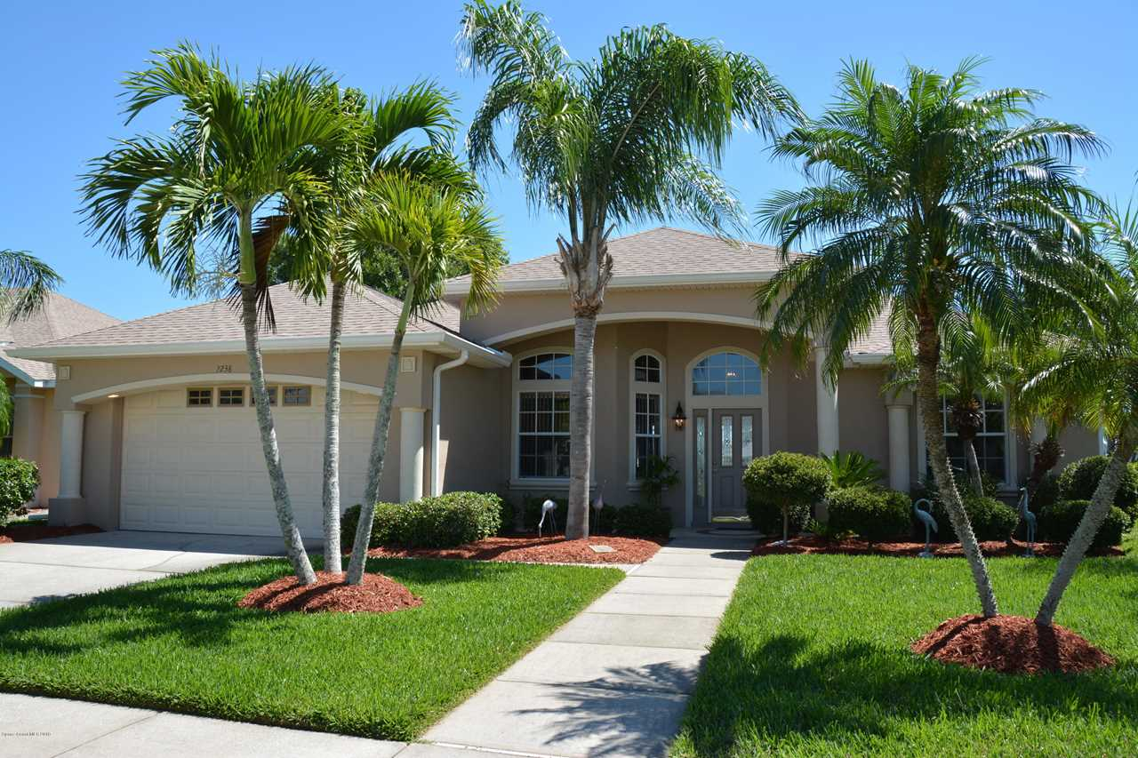 2238 Brightwood Circle Rockledge, FL 32955 | MLS 842650 Photo 1