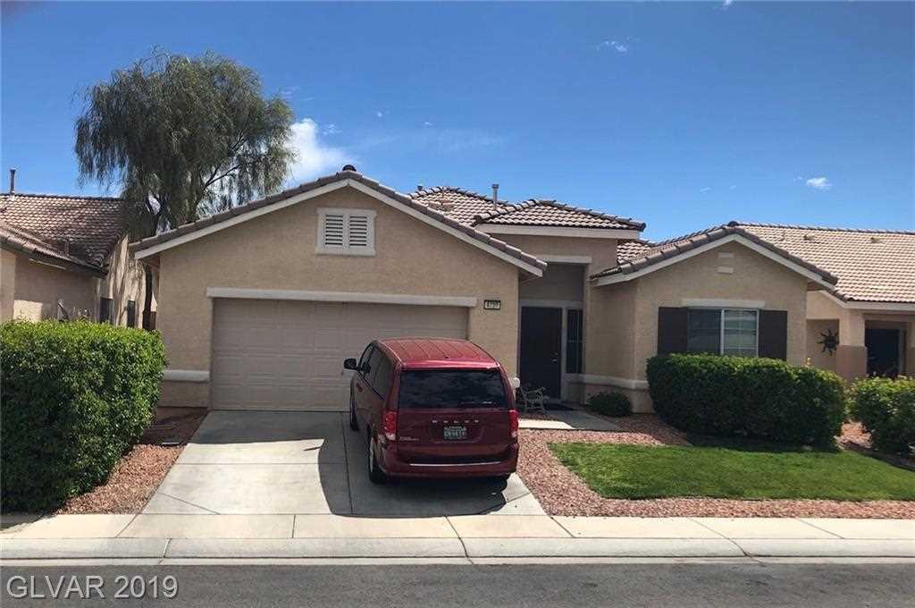 4728 Vincent Hill Ct North Las Vegas, NV 89146   MLS 2087233 Photo 1