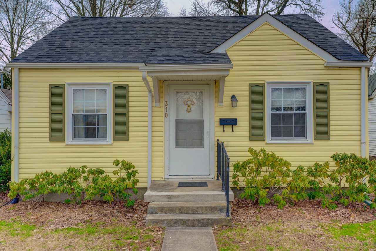 310 Freeman Ave Louisville, KY 40214 | MLS 1526777 Photo 1