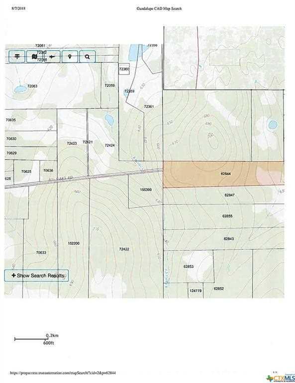 Seguin Texas Map >> Tbd Big Oaks Seguin Tx 78155 Mls 356034