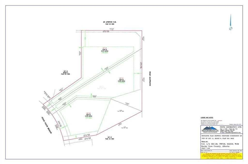 24 Stagecoach Meadow, Rural Rocky View County, AB for sale - MLS C4244172 Photo 1