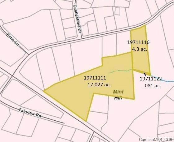 17 + acres Fairview Rd Mint Hill, NC 28227 | MLS 3507632 Photo 1