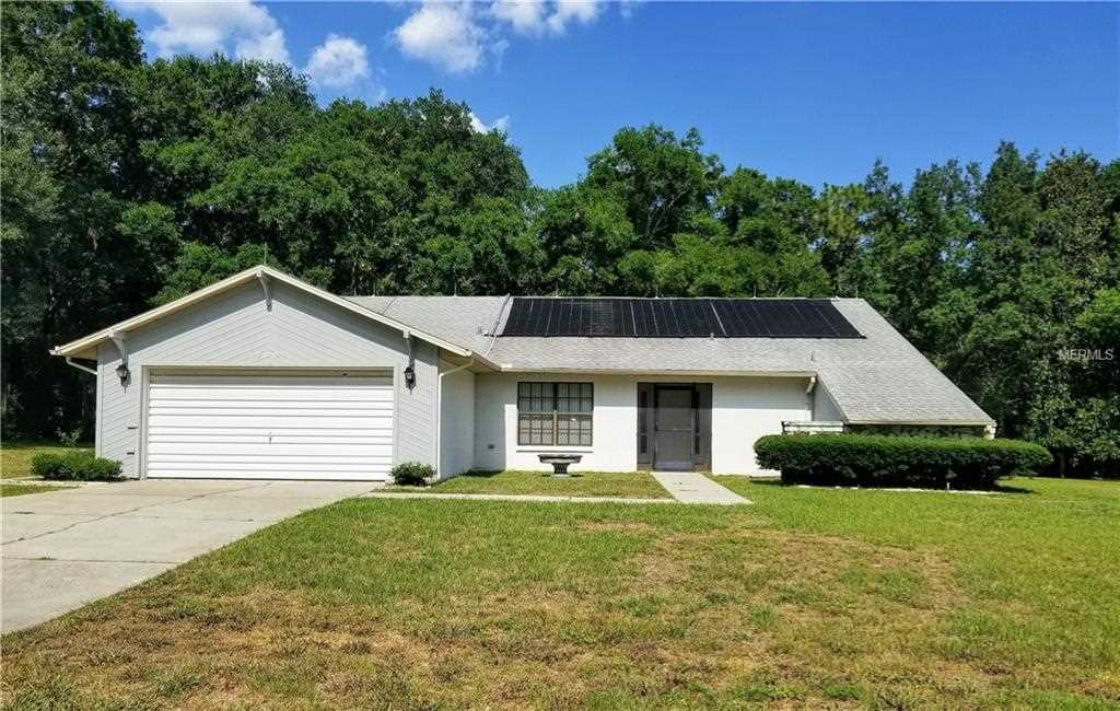 10084 Weeks Drive Brooksville Fl 34601 Mls W7813017