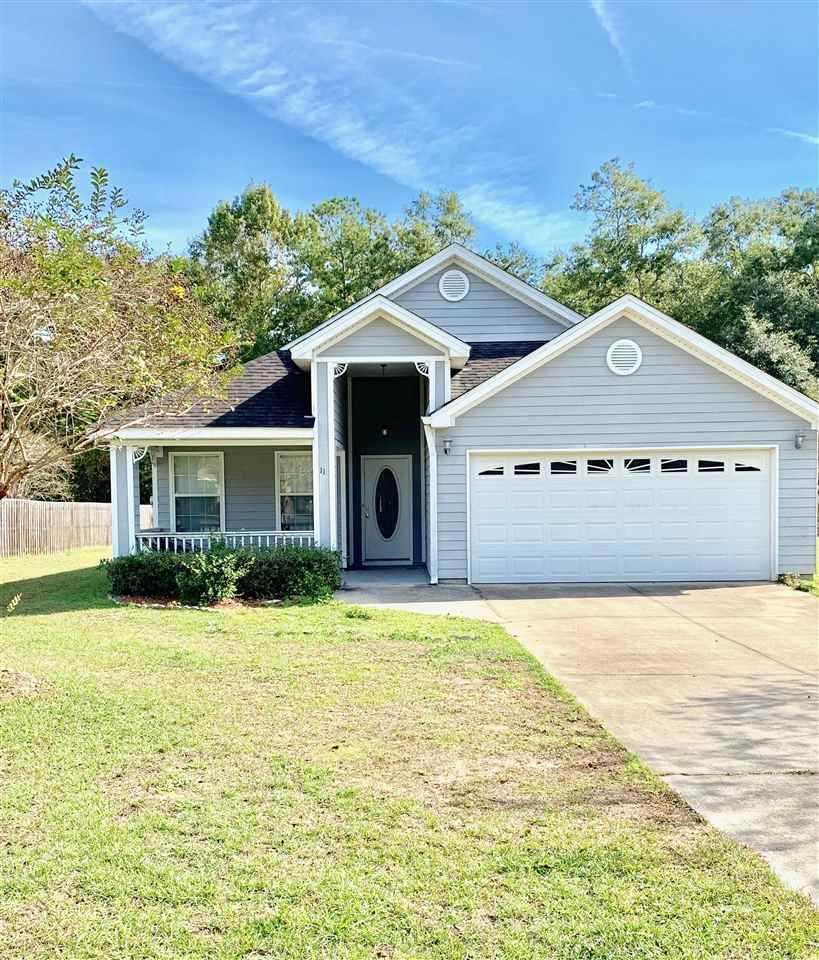 Arbor Oaks Florida: 11 Shadow Oak Circle Crawfordville, FL 32327 In Posey Trace