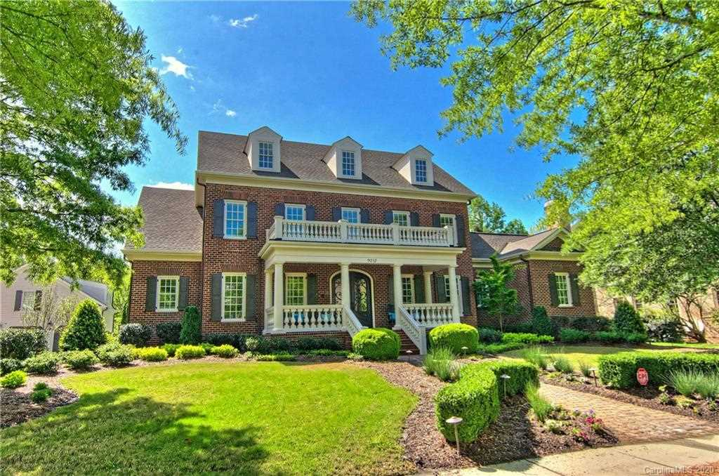 Home of former Carolina Panthers coach, Ron Rivera, for sale in Charlotte.