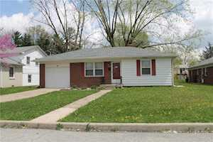 1407 N Bolton Avenue Indianapolis, IN 46219