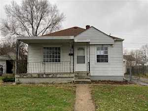 5437 E 20th Place Indianapolis, IN 46218