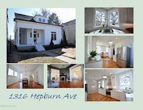 1316 Hepburn Ave Louisville, KY 40204