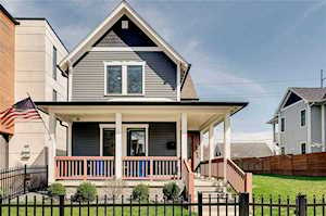 1621 N New Jersey St Indianapolis, IN 46202