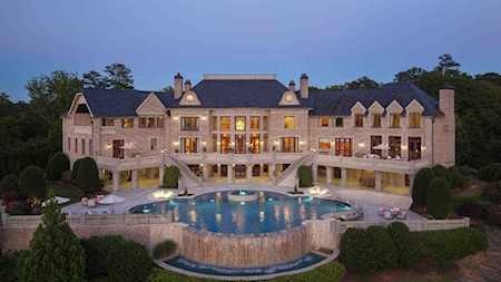 Phenomenal Luxury Atlanta Real Estate Atlanta Mansions For Sale Interior Design Ideas Gentotryabchikinfo