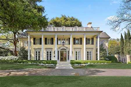 Dallas TX Mansions - Luxury Homes for Sale in Dallas