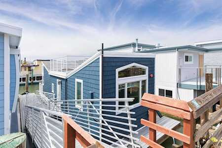 Floating Homes in Sausalito - Houseboats for Sale in Marin County