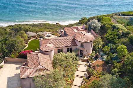 Hope Ranch Beachfront Homes For Sale | Santa Barbara CA
