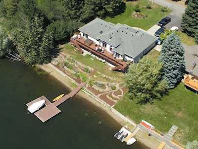 Spirit Lake Waterfront Properties in Spirit Lake ID