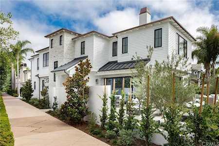 Newport Beach California Lido Isle